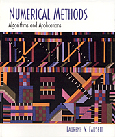 CS3911 Introduction to Numerical Methods with Fortran